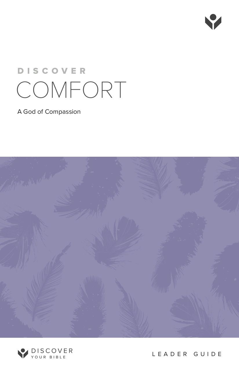 Discover Comfort Leader Guide cover image