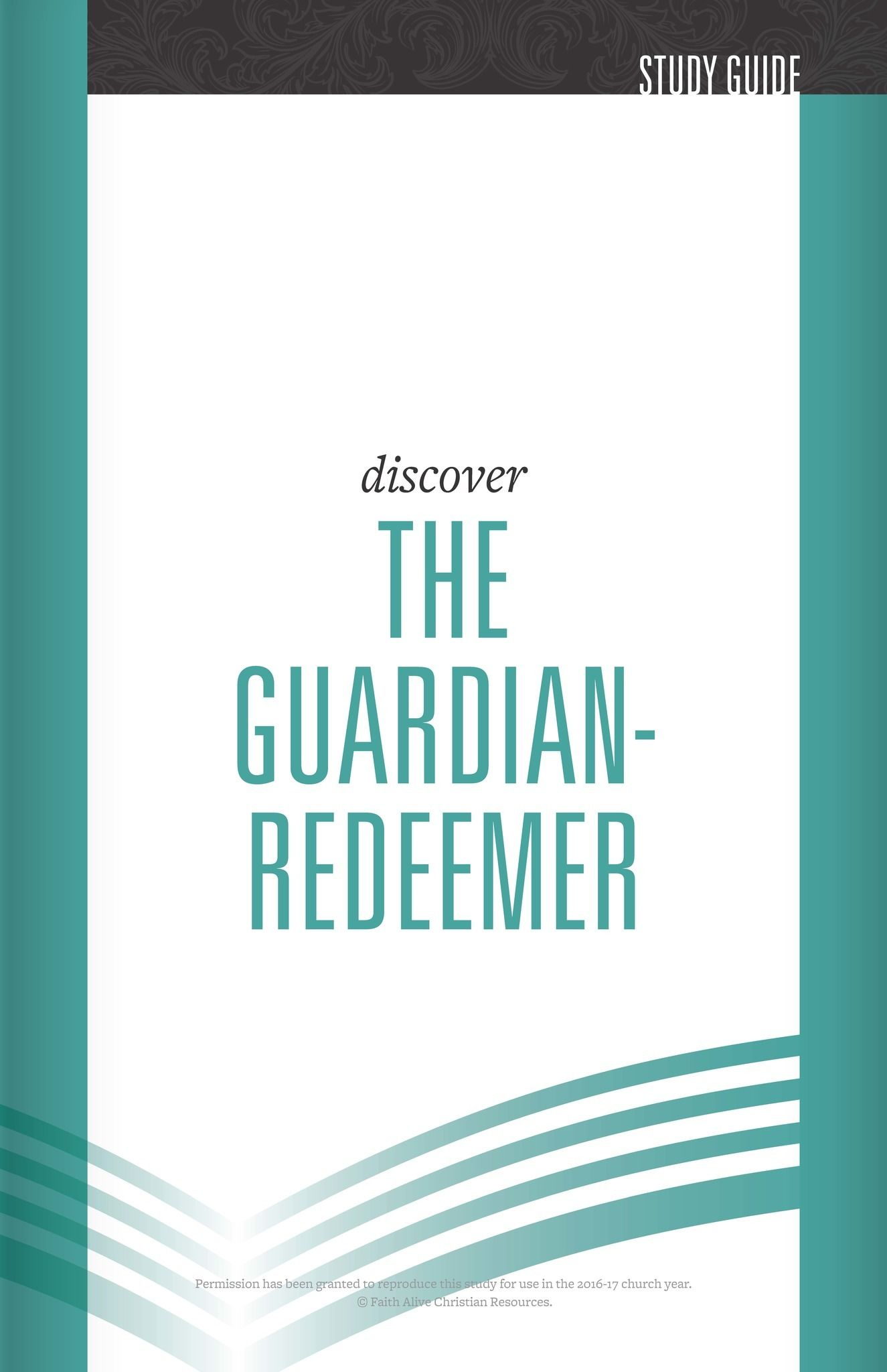 Guardian Redeemer Cover Image