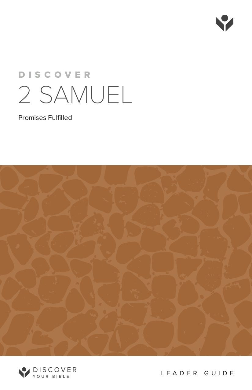 Discover 2 Samuel Leader Guide cover image