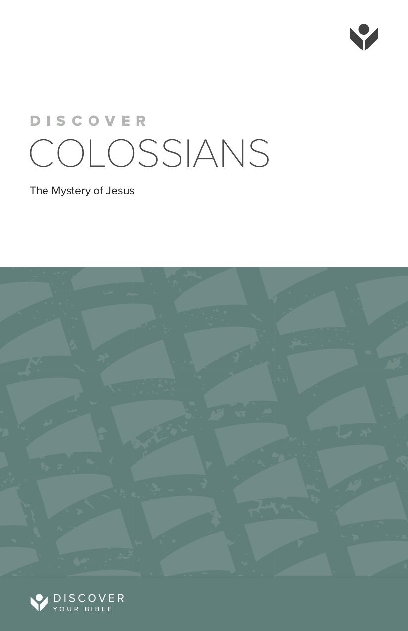 Discover Colossians Study Guide cover image