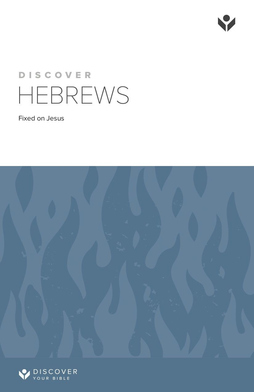 Discover Hebrews Study Guide cover image