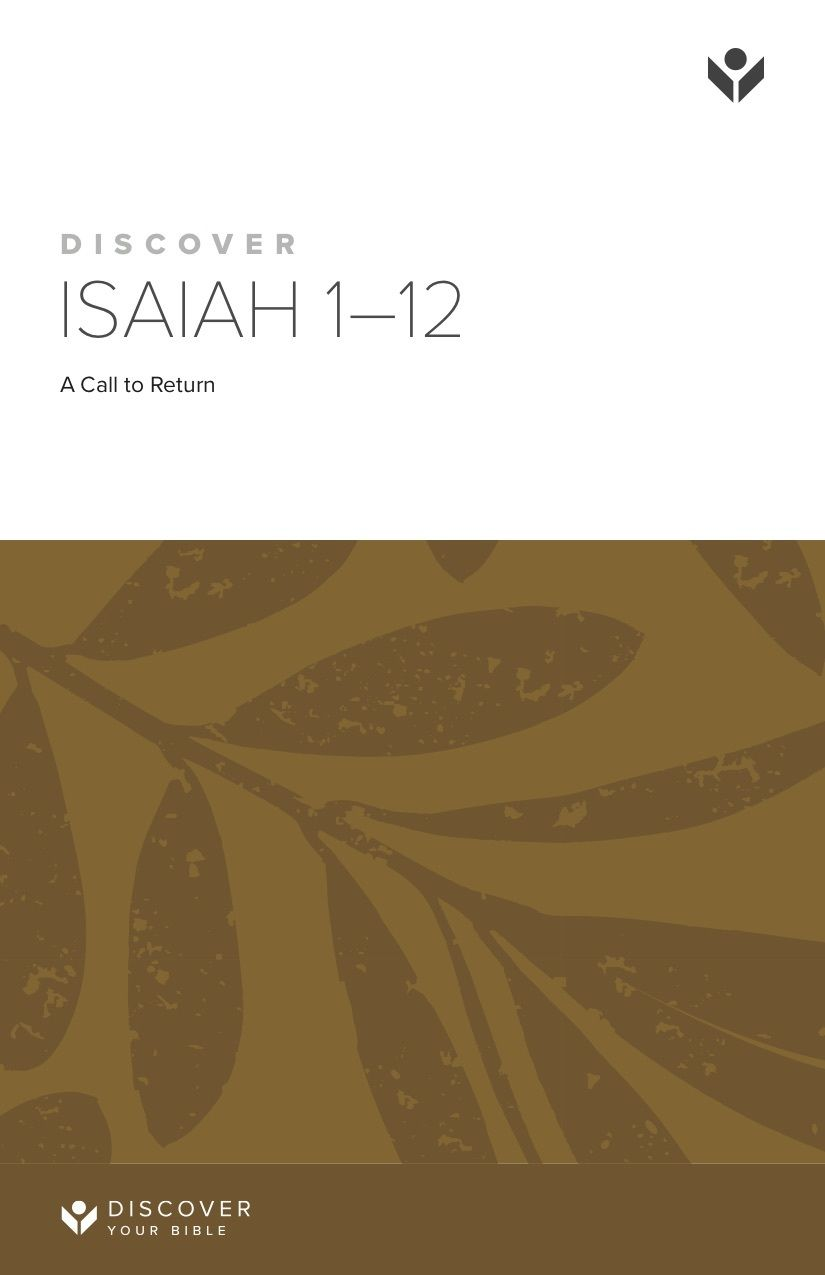 Isaiah 1-12 Cover Image