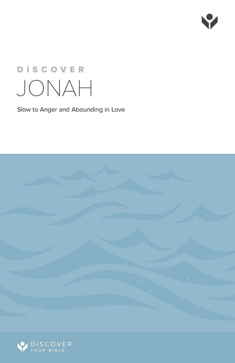 Discover Jonah Study Guide cover image