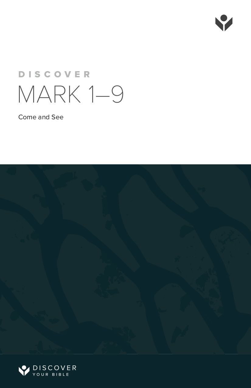 Mark Book 1 Cover Image