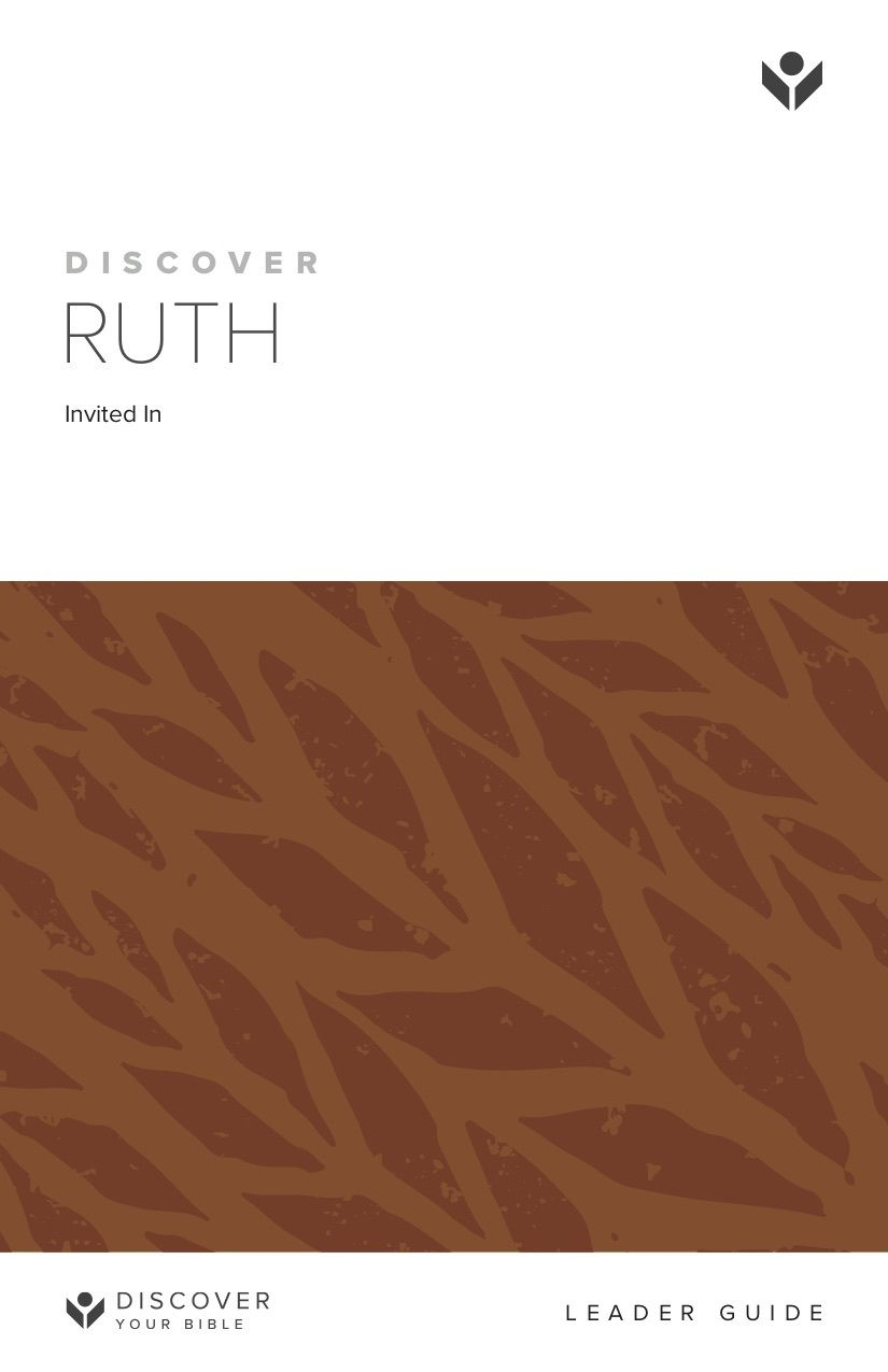 Discover Ruth Leader Guide cover image